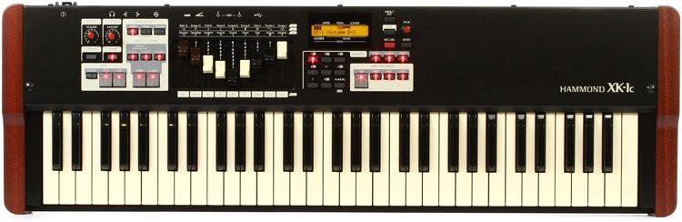 Hammond Drawbar Keyboards